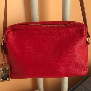 Valentina Crossbody Genuine Leather Made in Italy